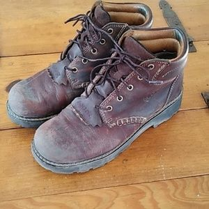 Ariat lace-up boots